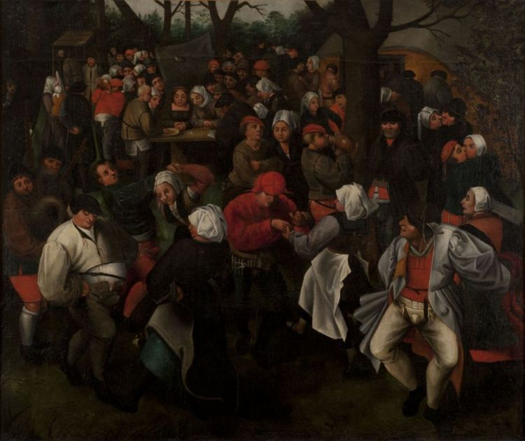 """Peasant Wedding Dance"" University of Melbourne"