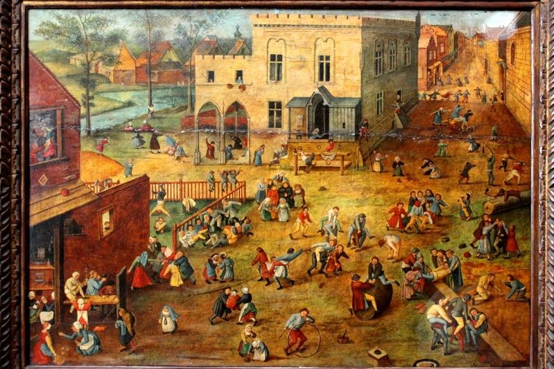 Image result for bruegel childrens games